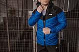 Куртка TNF електрик - чорна, фото 6