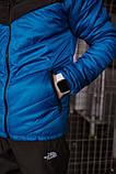 Куртка TNF електрик - чорна, фото 10
