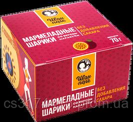 Мармеладные шарики «Иван-Поле» вкус Маракуйа (70 грамм)