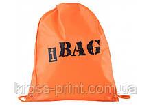 "Сумка для обуви ""iBag"", оранжевая"