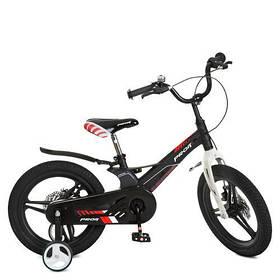 Велосипед дитячий LMG16235 Hunter чорний