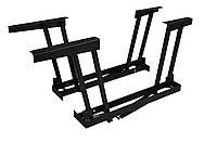 Механизм трансформации стола-трансформера тип книжка МТ-К 2.1; Механізм трансформації стола МТ-К 2.1