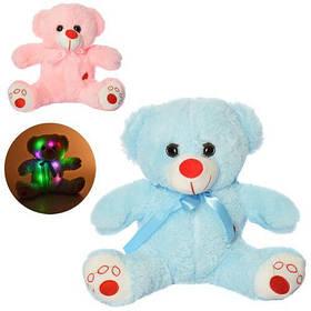 Мягкая игрушка MP 2147 Мишка, 2 цвета
