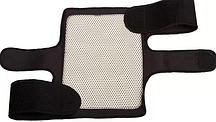 Турмалиновые наколенники Хао Ган 2 шт в упаковке