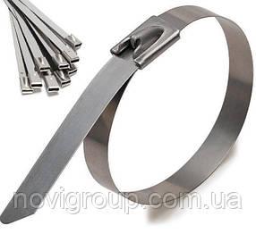 Стяжки металеві (100 штук) 4.6х1400мм