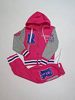 Спортивный костюм для девочек 2-3 года