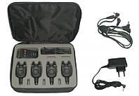 Набор сигнализаторов на аккумуляторах с зарядным устройством