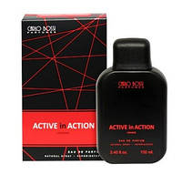 Парфюмерная вода для мужчин Active In Action Red (Carlo Bossi), 100 мл