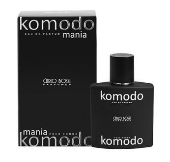 Парфюмерная вода для мужчин Carlo Bossi Komodo Mania 100 мл (01020203402)