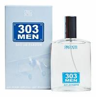 Парфюмерная вода для мужчин 303 Men (Carlo Bossi), 100 мл