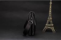 Мужская кожаная сумка-барсетка Polo. Модель 0441, фото 9