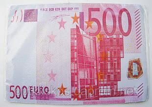 Коврик для мышки Валюты мира, Euro