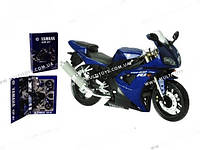 Мотоцикл (1:12) YAMAHA YZF-R1модель