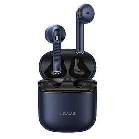 Бездротові TWS навушники Usams-SY02 BT 5.0 TWS
