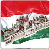 """3D пазл """"Премиум серия""""  «Венгерский парламент»"""