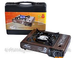 Газовая плита No:66-4 Расход-165 г/час Мощность-2300 Вт (342x275x113 мм)