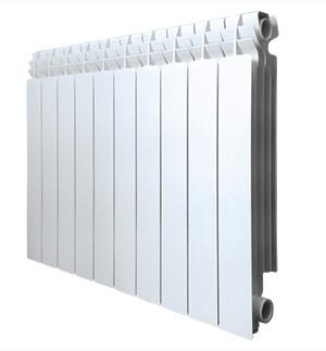 Алюминиевый радиатор Force