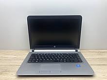 Ноутбук HP Probook 440 G3 14 HD/ Pentium Core 4405U 2(4)x 2.1 GHz/ RAM 4Gb/ SSD 120Gb/ АКБ 36Wh/ Упоряд. 7.5 Б/У