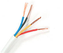 Бухта сигнального кабеля 4x0.22 (300М)