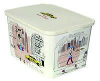 Коробка декоративная для девочек Curver CR-0176