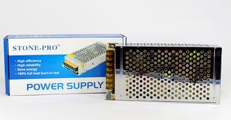 Адаптер блок питания 12V 15A METAL