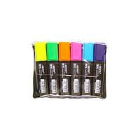 Набор маркеров текстовых Beifa AD2003-06-0110 (6 шт.)