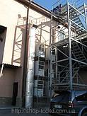 монтаж ККБ LG для промышленной системы кондиционирования