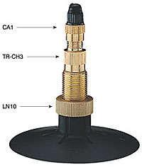 Камера резиновая 6.00-16 TR218A (6.00-16 6.50-16)
