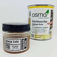 Osmo Hartwachs-Ol 0,1 л(глянeць)