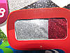Набір для творчості Danko toys розмальовка по номерах гліттером, Машина, фото 2