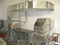 обвязка вентиляционной установки ТСС ЛТД