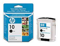 Картридж HP 10 C4844A профессиональных струйных принтеров Hewlett Packar DJ2000/2200/2500 cp1700 black, 69 ml , фото 1