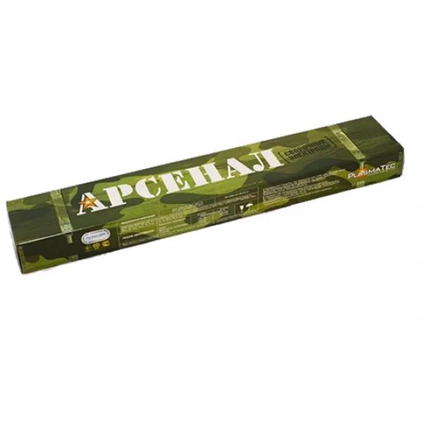 Электроды сварочные 4.0мм 5.0кг PlasmaTec Арсенал АНО-4