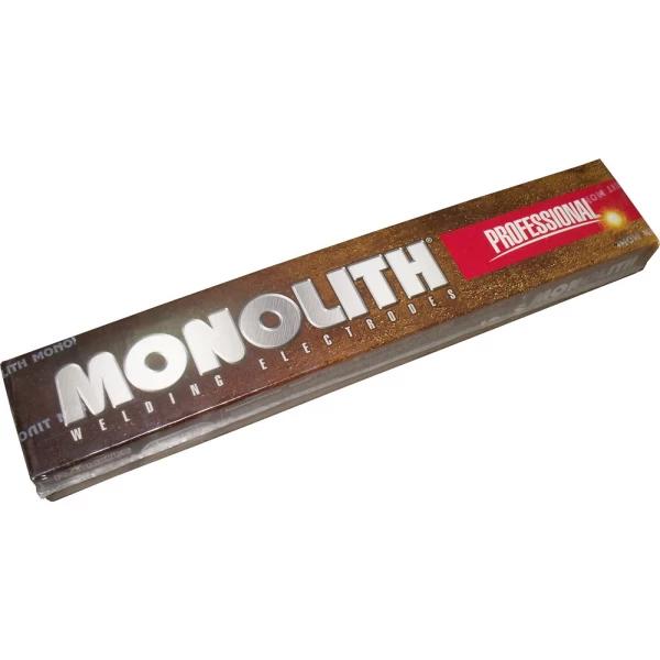 Електроди зварювальні 3.0мм 2.5кг PlasmaTec Monolith Professional
