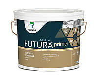 Грунт алкидный TEKNOS FUTURA AQUA PRIMER водоразбавляемый белый (база 1) 2,7л