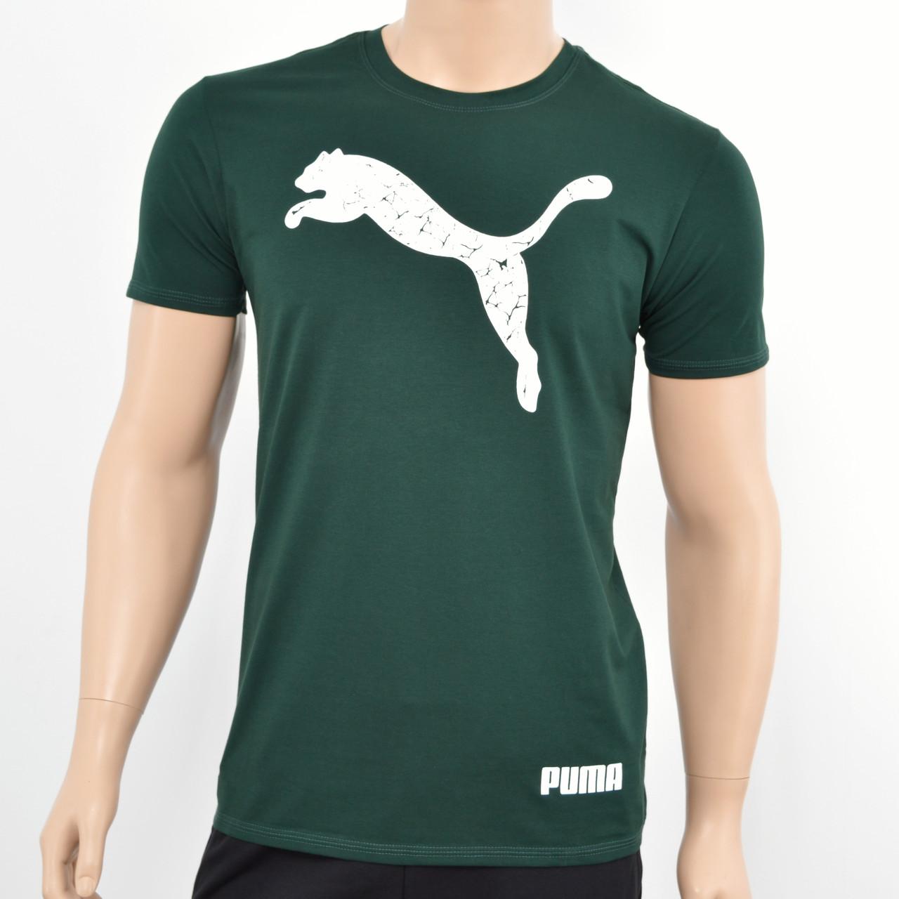 Мужская футболка Puma(реплика) Бутылка