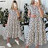 Женское платье свободного кроя, фото 3