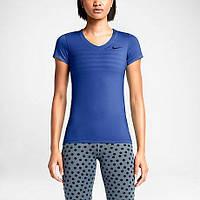 Синяя футболка Nike