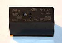 Реле электромеханическое  HF-115F/012-1HS3;  12VDC