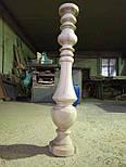 Мебельная опора для стола большого диаметра H.830 D.160 /  КОД: Високі - 10, фото 2