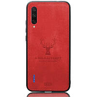 Чехол Deer Case для Xiaomi Mi 9 Lite Red