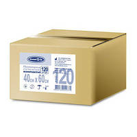 Пеленки гигиенические компактные Белоснежка 40х60 Бокс ( 120шт)