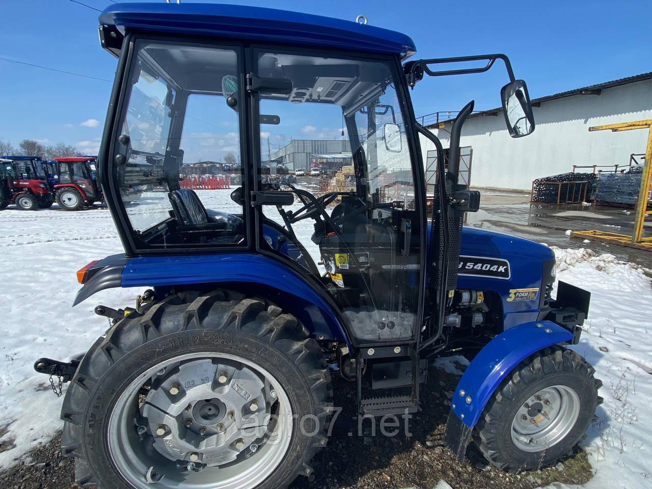 Міні-трактор ДТЗ 5404К