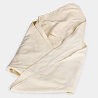 Полотенце с капюшоном, био-хлопок 80*80см