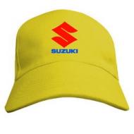 Мужская бейсболка с логотипом Suzuki Сузуки