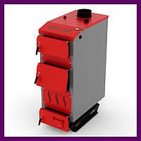 Твердотопливный котел длительного горения Marten Praktik MP-15 кВт (Мартен Практик)