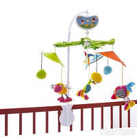 Музыкальный мобиль Biba Toys Райские птички