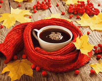 Картины по номерам 40х50 см Brushme Осенний уют (GX 30864)