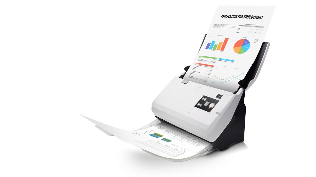 Принтери, сканери, БФП Plustek SmartOffice PN30U
