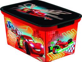 Коробка декоративная для мальчиков 300Х210Х150 мм Curver CR-04729-С